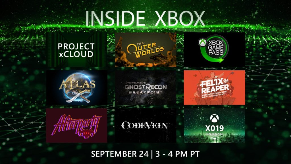 O půlnoci přebírá štafetu Xbox EFPPJpiUwAIZLy9