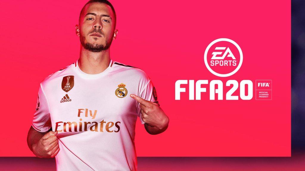 UK žebříček: Trojice novinek FIFA 20