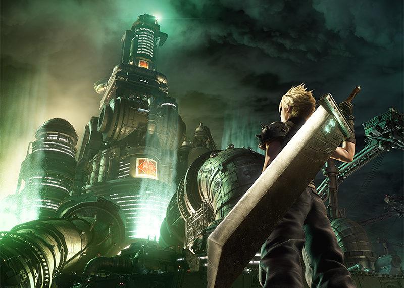 Final Fantasy VII Remake představuje ikonickou scénu Final Fantasy VII Remake 2019 09 07 19 001