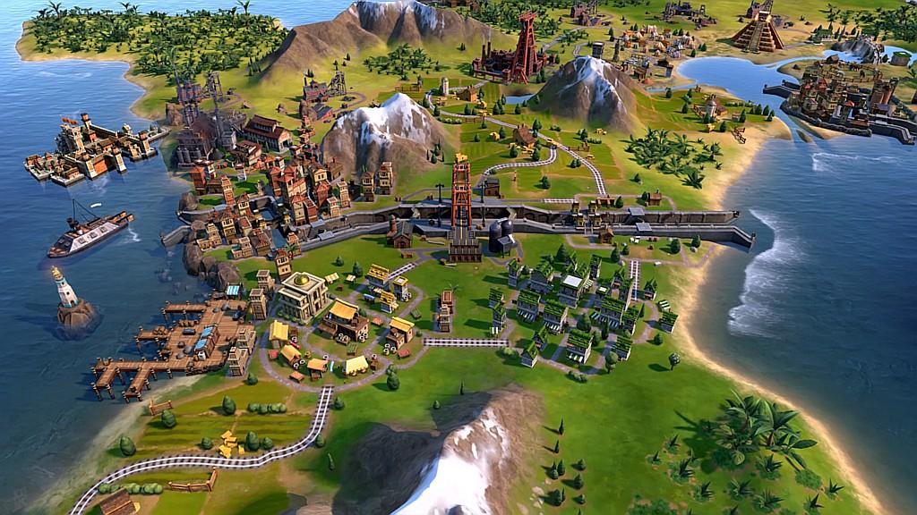 Sid Meier's Civilization VI i na konzolích civilization6console1