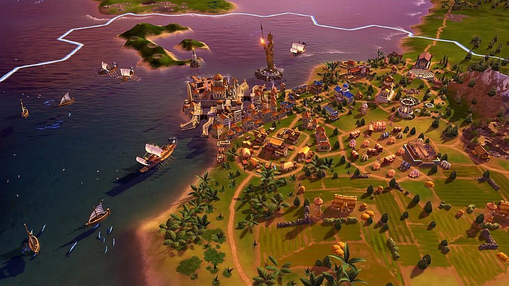 Sid Meier's Civilization VI i na konzolích civilization6console2