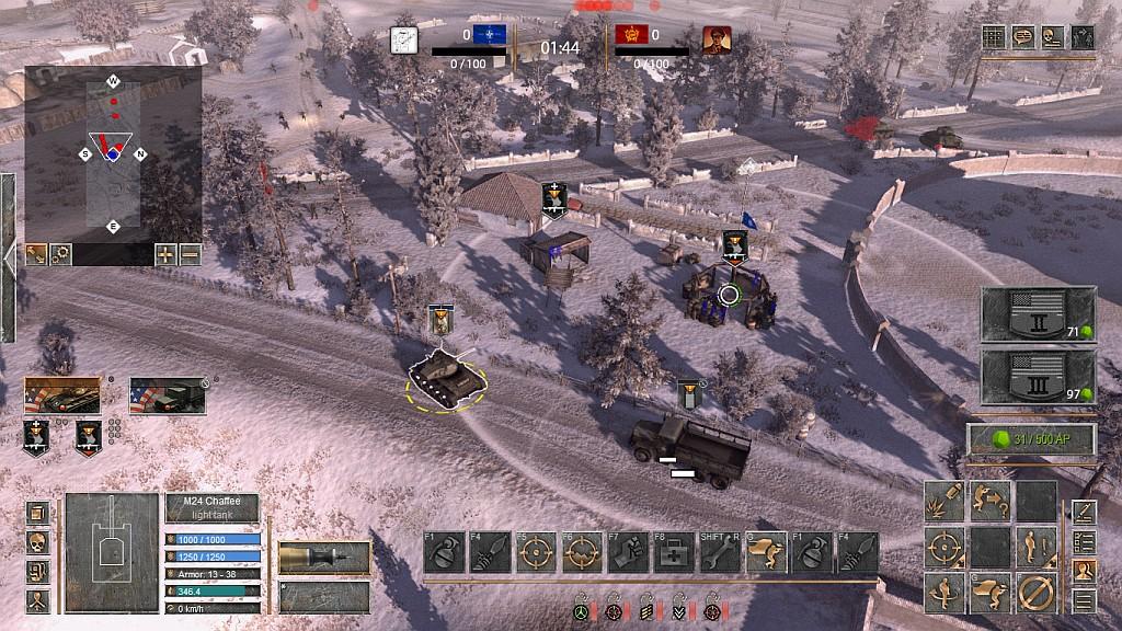 Sérii Men of War ochladila studená válka coldwarscreen