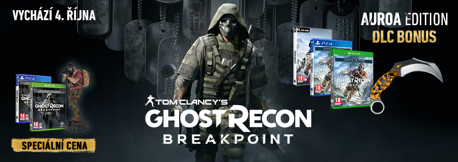 Nejpřístupnější Tom Clancy's Ghost Recon: Breakpoint ghostreconbreakpointxzone 1