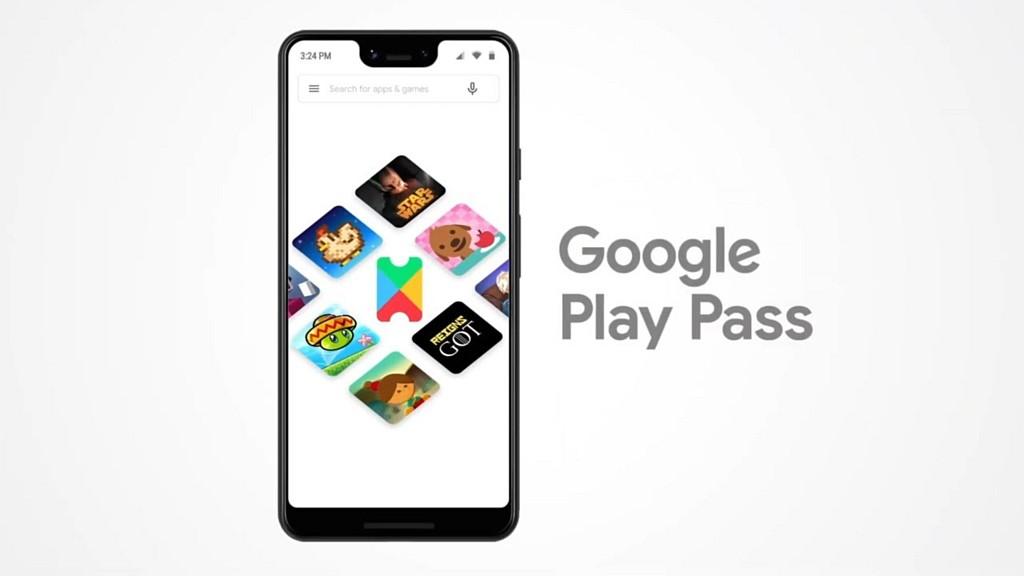 Google spouští předplatné Play Pass googleplaypassmobil