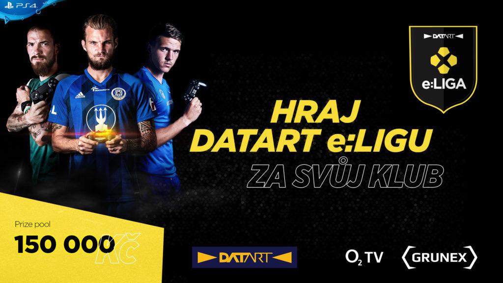Reprezentuj prvoligový fotbalový tým ve FIFA 20. Datart e:Liga píše historii! ilustrace 2  datart eliga