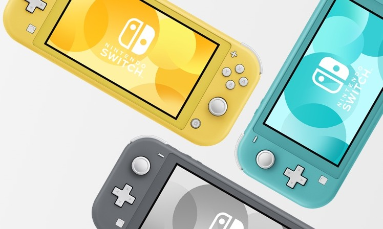 Nintendo Switch Lite v prodeji lite 01