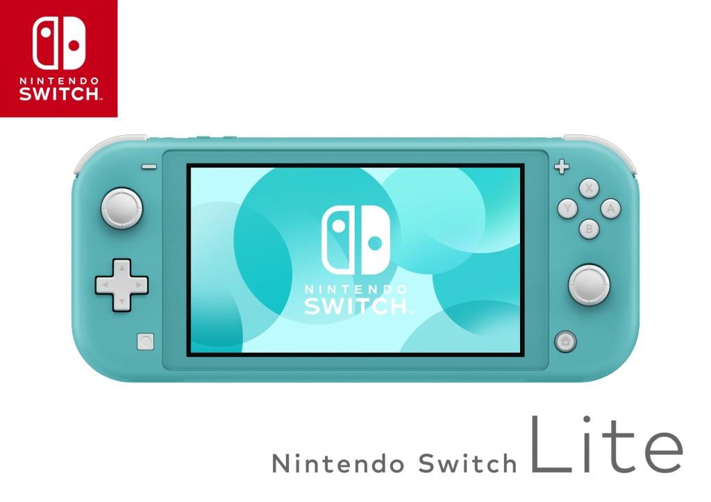 Nintendo Switch Lite v prodeji nintendoswitchliteblue