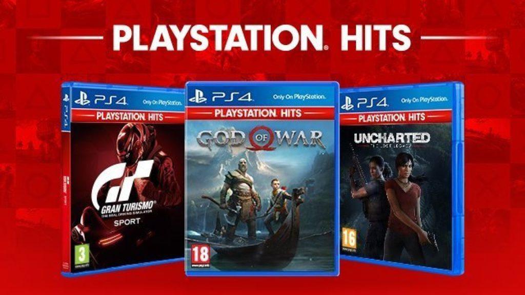 Playstation Hits nyní obsahuje GOTY 2018 playstation hits october update god of war 1280x720