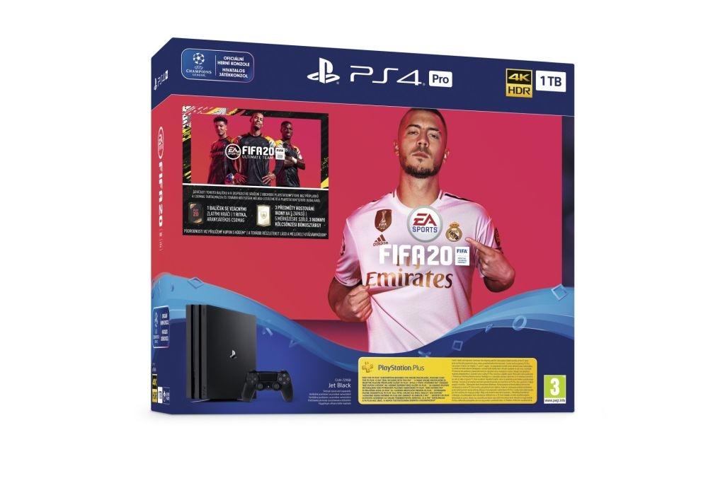 Aktuální nabídka pro majitele Playstation prsonyfifa
