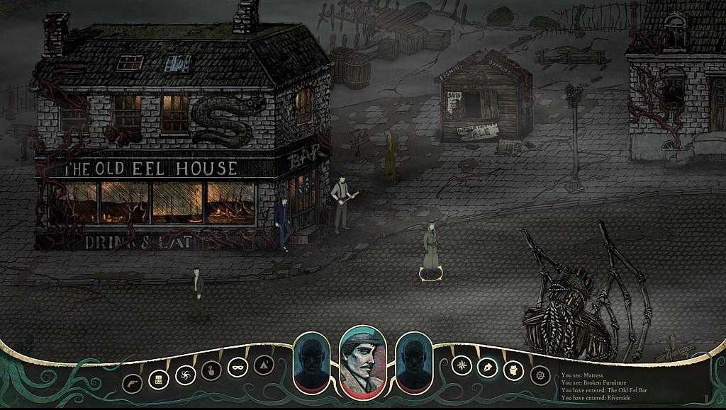 Stygian: Reign of the Old Ones je nové hororové RPG stygian01