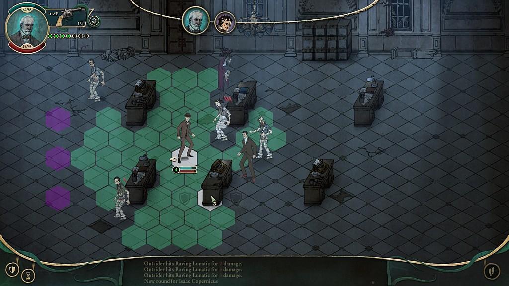 Stygian: Reign of the Old Ones je nové hororové RPG stygian02