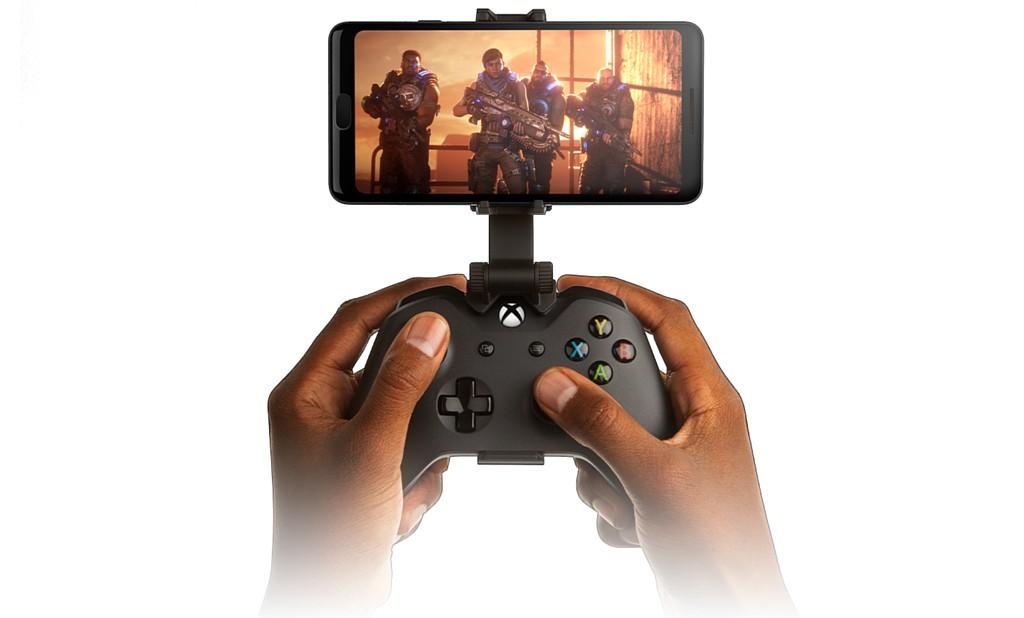 Xbox Game Streaming pro hraní na cestách