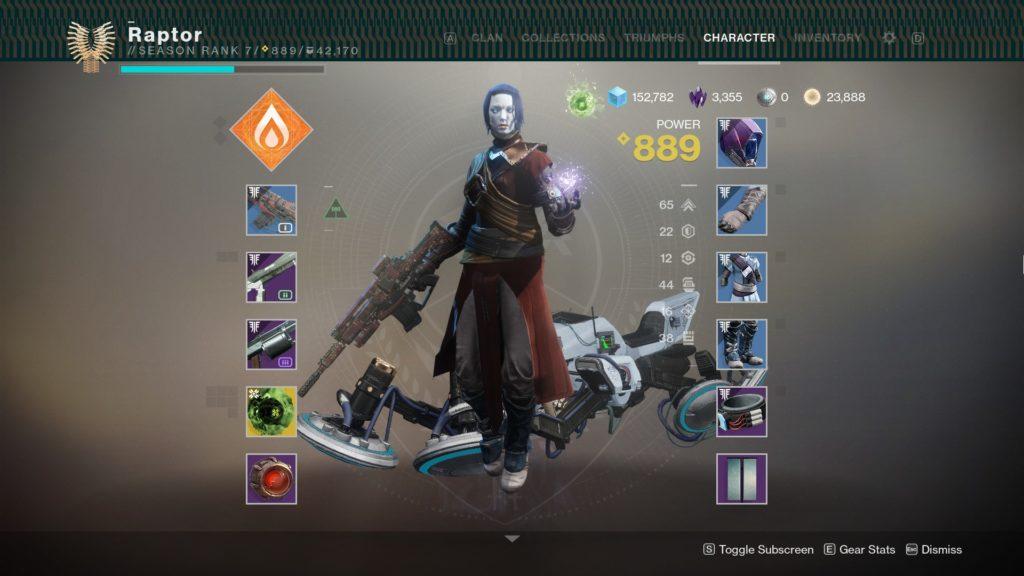 První noc v Destiny 2: Shadowkeep 20191002105658 1