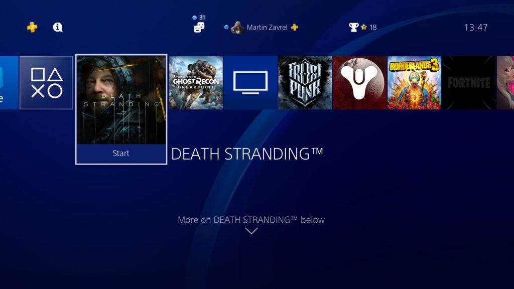 Ptejte se nás na Death Stranding 20191016134759