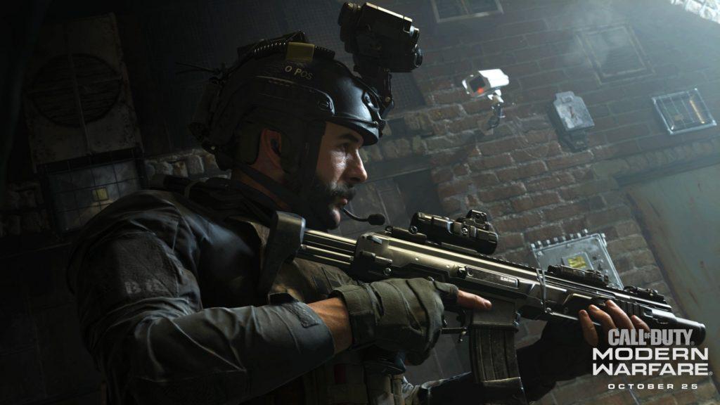 NVIDIA podpora pro Modern Warfare COD MW 01
