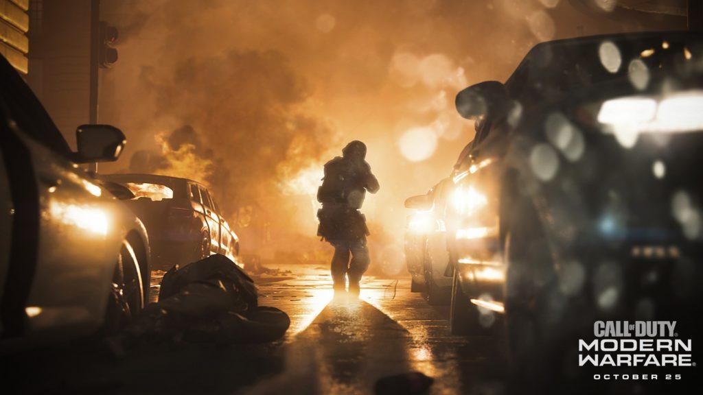 NVIDIA podpora pro Modern Warfare COD MW 02
