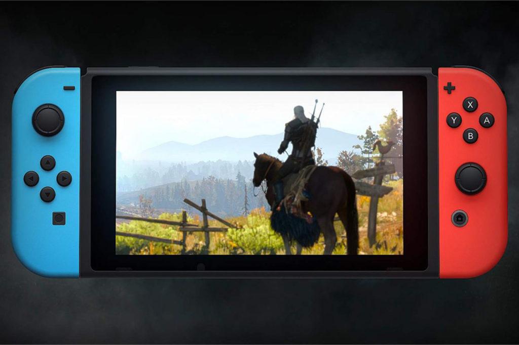 CZ žebříček: Switcher vládne The Witcher 3 Switch