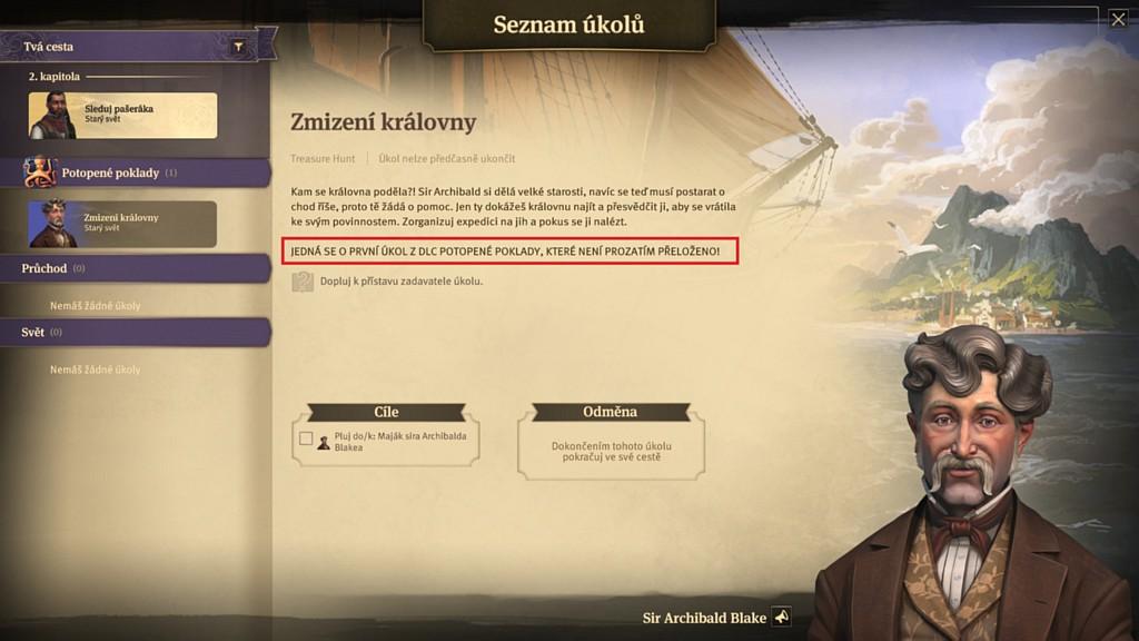 ANNO 1800 je již v češtině anno1800cz