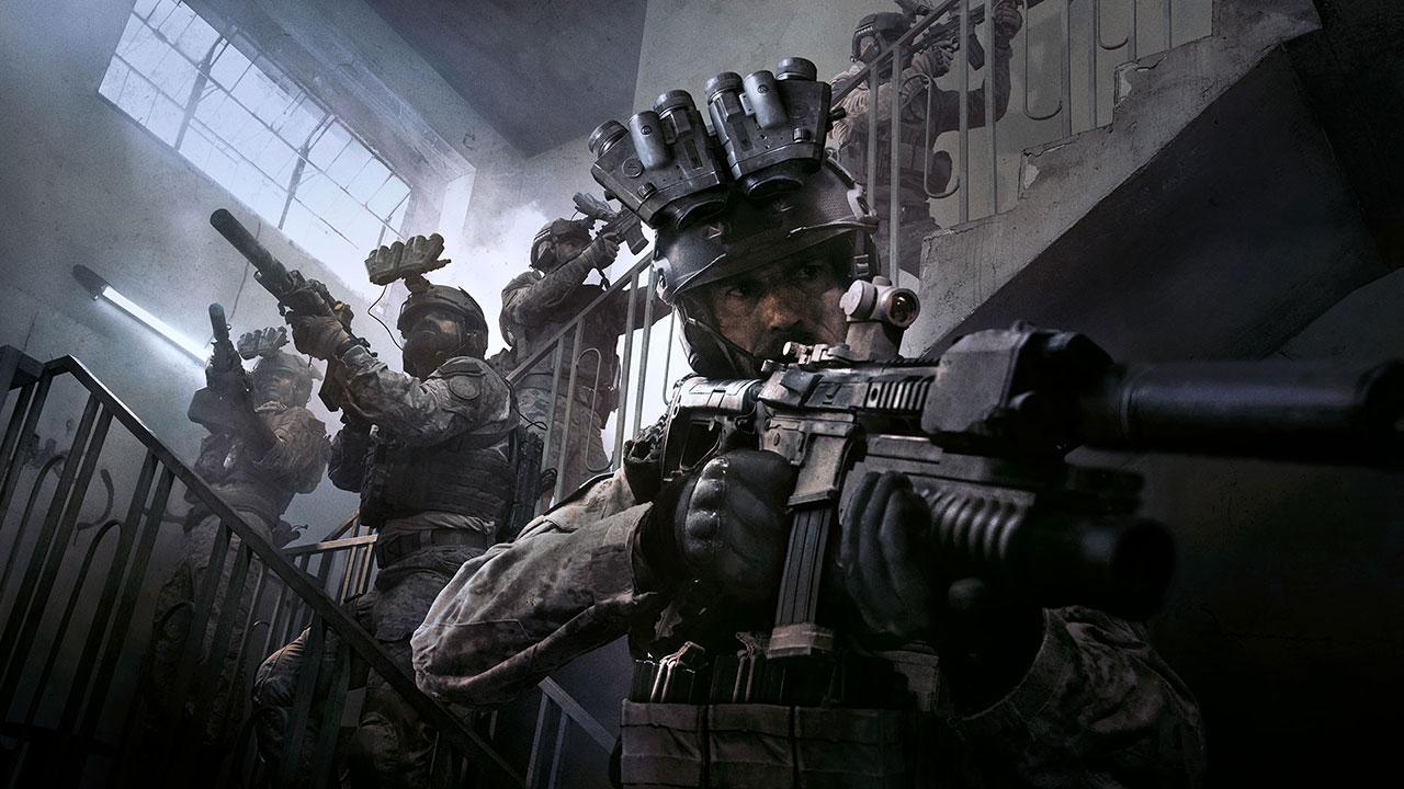 JP žebříček: na vlně moderního válčení call of duty modern warfare