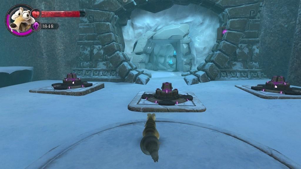 Ice Age: Scrat's Nutty Adventure iceagescratsscreen