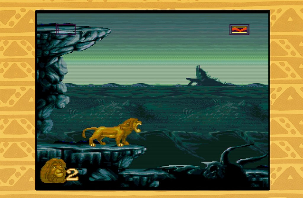 Disney Classic Games: Aladdin and Lion King lionking01