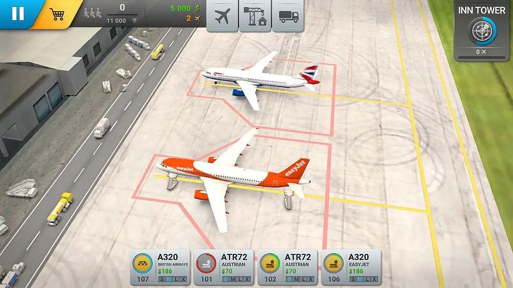 Nová česká hra World of Airports worldofairportssc