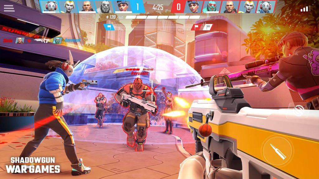 Shadowgun: War Games - dnešní livestream 2 5