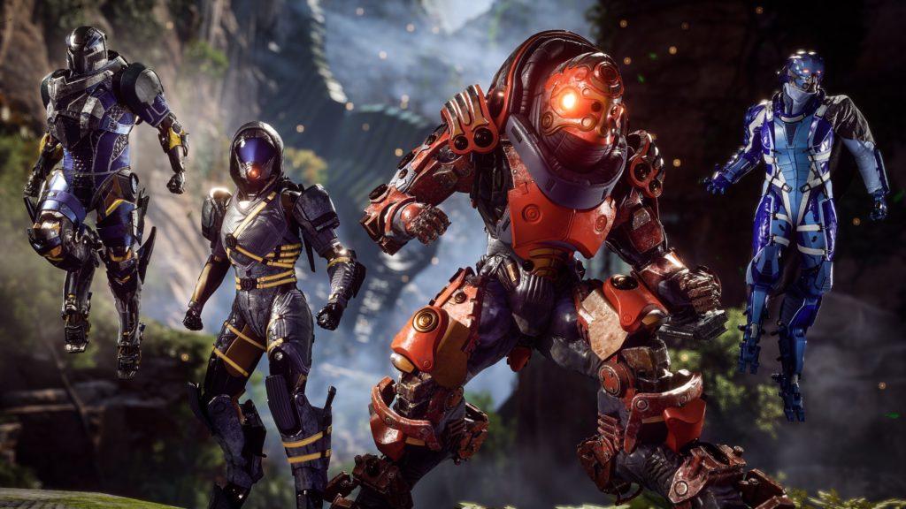N7 DAY 2019 - vzpomínáme na Mass Effect Anthem ME skins 2