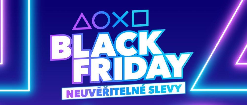 Black Friday ve znamení PlayStation slev BF19 VER KEYART RGB CZ 2