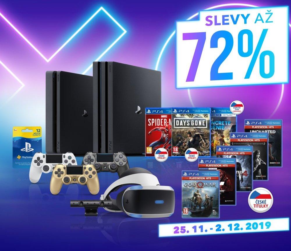 Black Friday ve znamení PlayStation slev BF19 VER KEYART RGB CZ 3