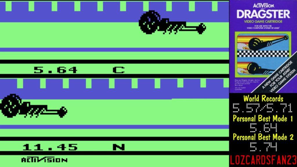 TOP 5 - Prvotiny herních studií Dragster 1980 1
