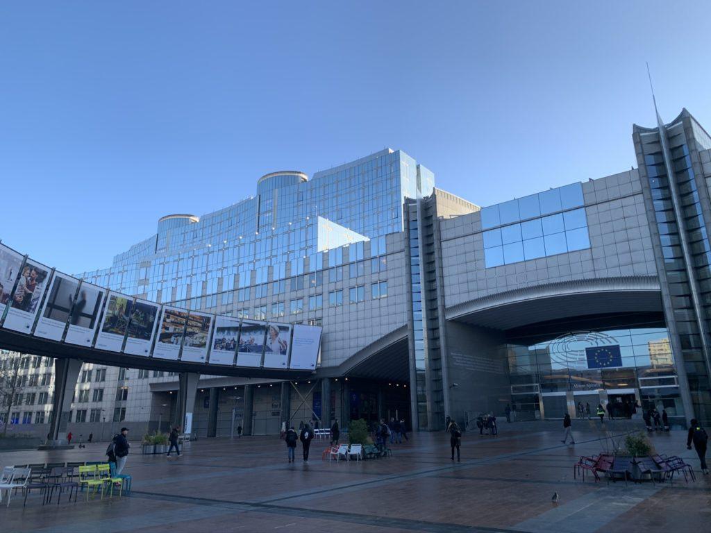 Reportáž: české hry v Evropském parlamentu IMG 1113