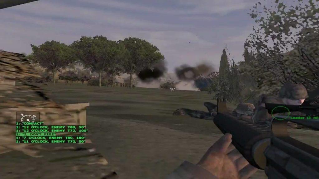 TOP 5 - Prvotiny herních studií Operace Flashpoint 2001 1