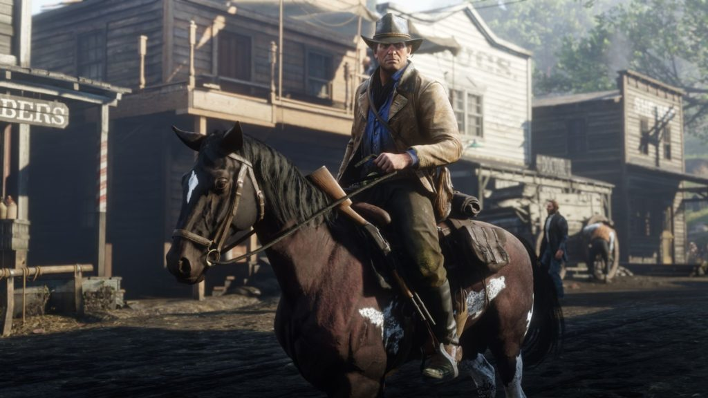 Srovnávací recenze: Red Dead Redemption 2 pro PC RDR2 PC Screenshot 062