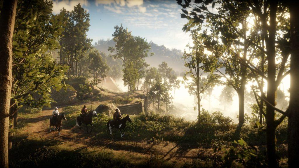 Srovnávací recenze: Red Dead Redemption 2 pro PC RDR2 PC Screenshot 073