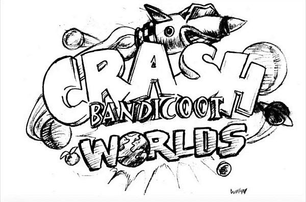 Crash Bandicoot Worlds ve vývoji? crashnewsc