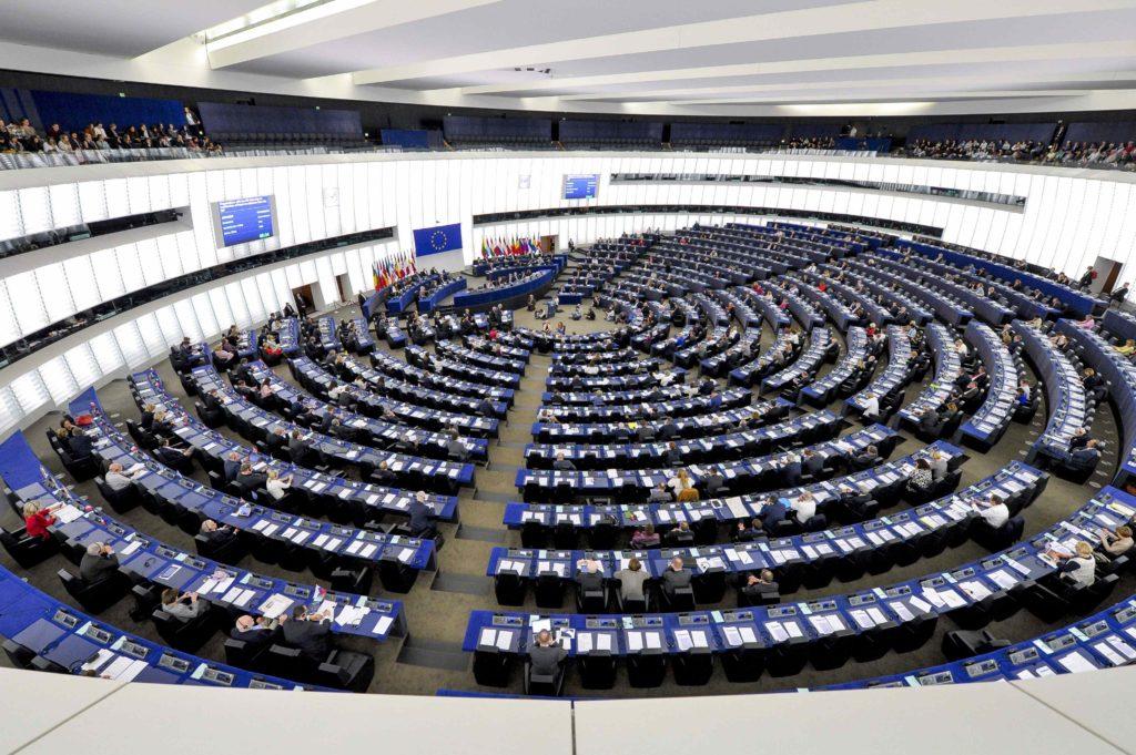 Reportáž: české hry v Evropském parlamentu evropsky parlament