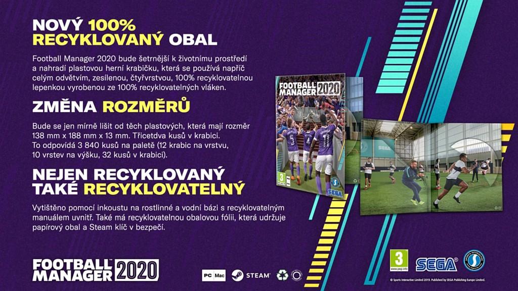 Trénujte ve Footbal Manager 2020 footbalman2020eco
