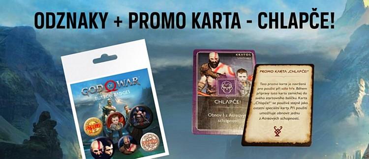 God of War – karetní hra godofwarcardgamepromo