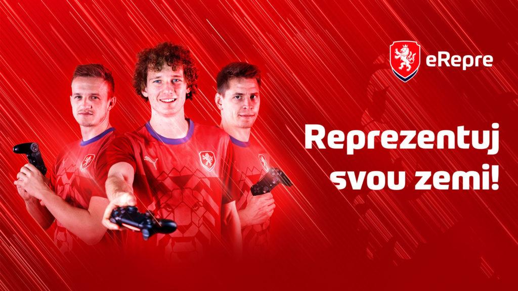 Česko má svůj vlastní reprezentační tým v eFotbale ilustrace1  erepre