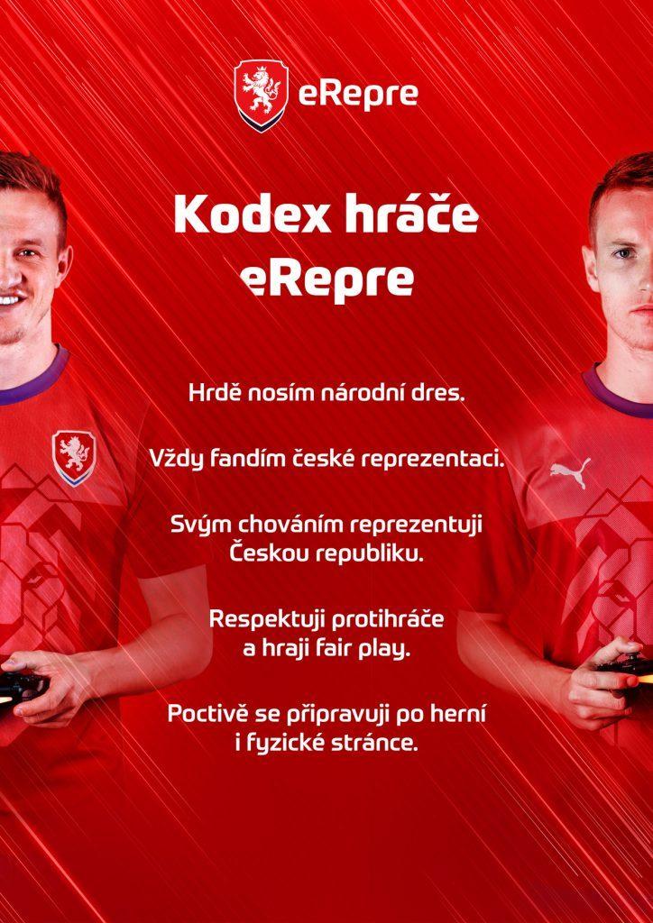 Česko má svůj vlastní reprezentační tým v eFotbale ilustrace2  erepre