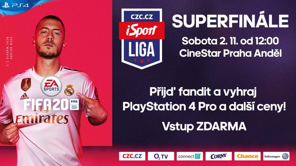 Nejlepší čeští fotbaloví hráči tě zvou v sobotu do kina, dorazíš? ilustrace czc isport liga