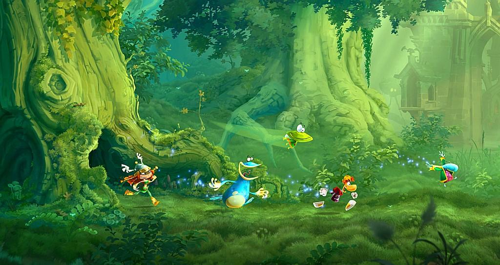 Rayman Legends zdarma ke stažení raymanlegendssc