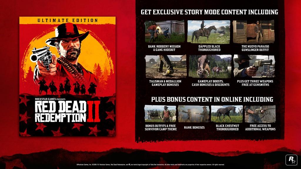 Red Dead Redemption 2 jde na Steam reddeadredemption2steamultimate