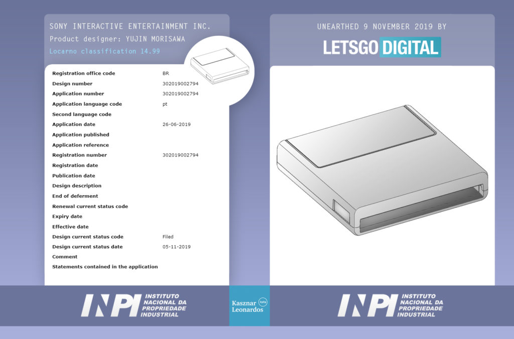 Sony si registrovala patent Playstation Cartridge sony playstation cartridge