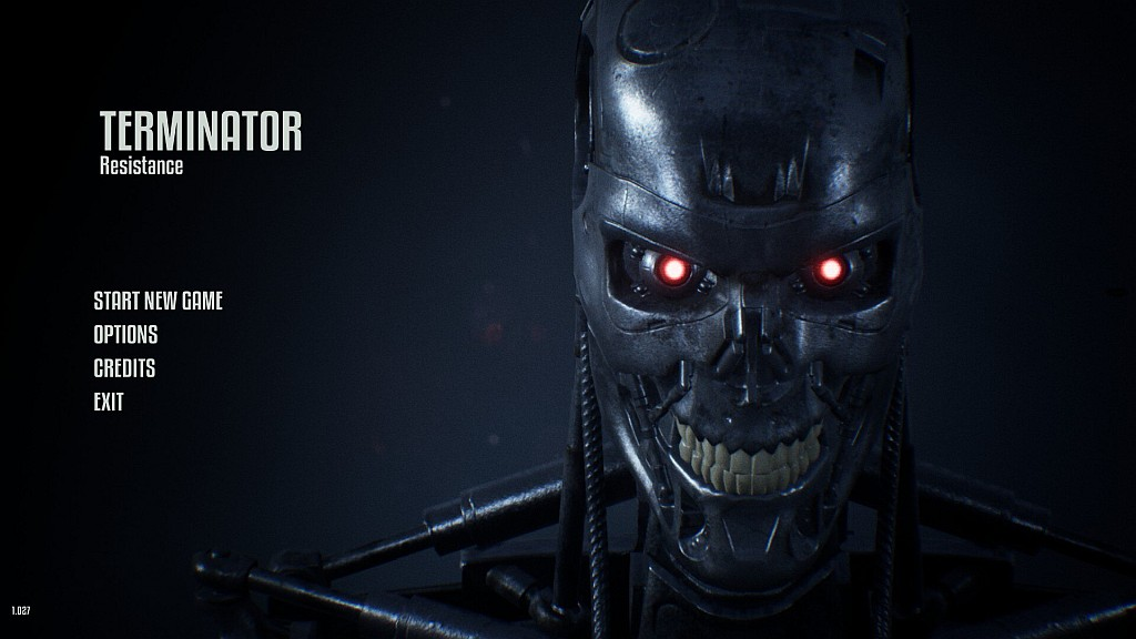 Proti T-800 v Terminator Resistance terminatorresistancesc