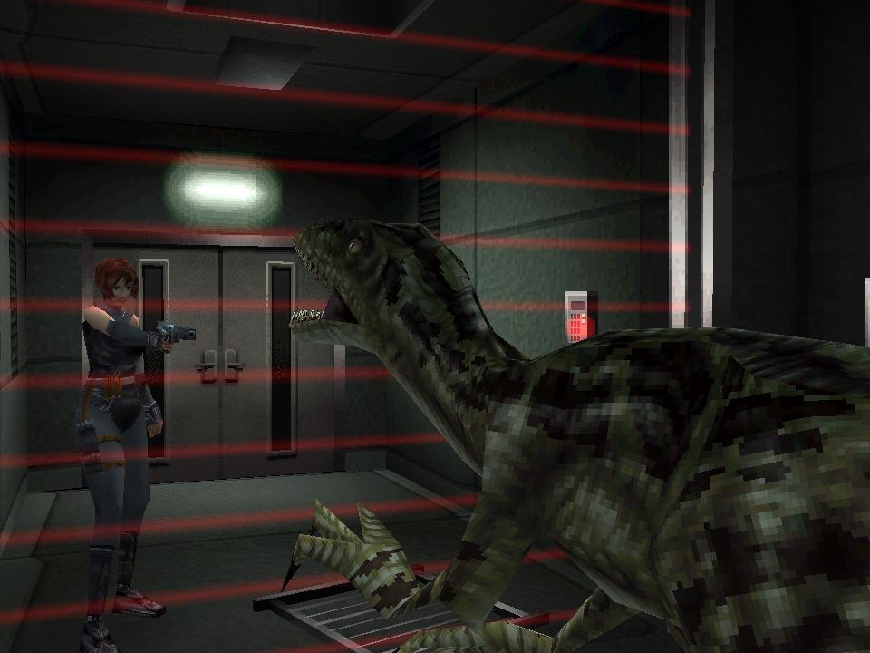 Možná se dočkáme remake Dino Crisis 36779 Dino Crisis U 1492554065