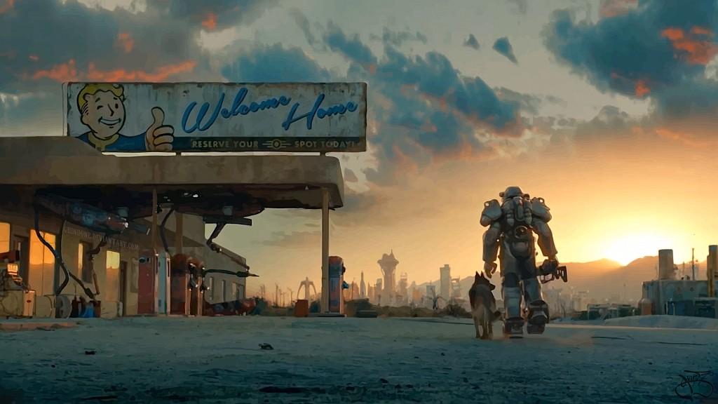 Fallout 76 nabízí hraní zdarma fallout76home