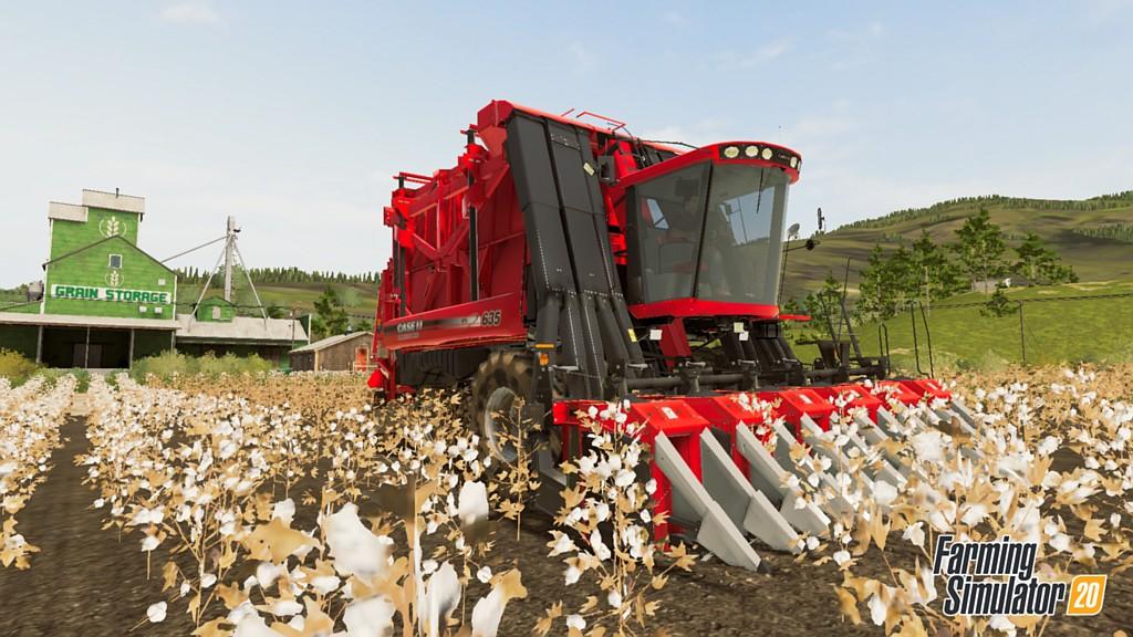 Na pole vyjíždí Farming Simulator 20 farmingsim20sc