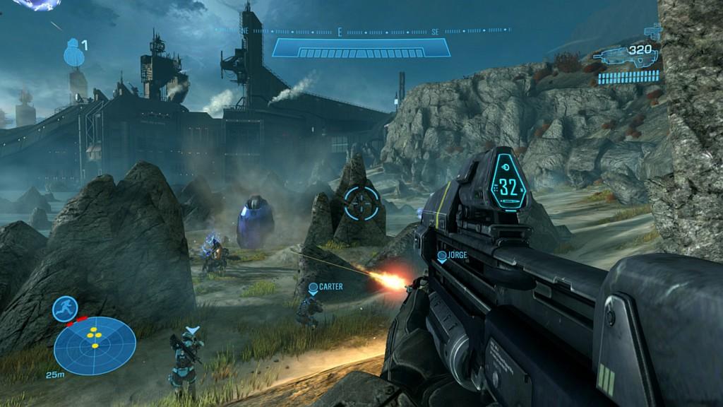 Halo: The Master Chief Collection haloreachsc